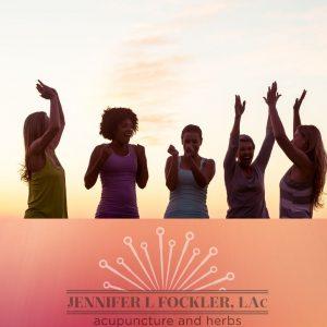 5 triumphant women, chicago acupuncutre, pcos